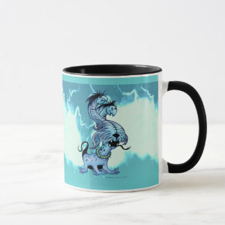 ALIEN DOG MUG MONSTER