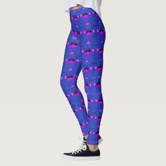 Alien Dude Leggings