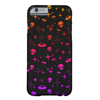 Alien Encounters of the Phone Kind Barely There iPhone 6 Case