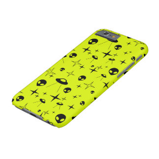 Alien Encounters of the Phone Kind - Graphic Barely There iPhone 6 Case