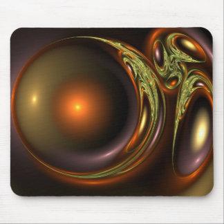 Alien Eyeball Mouse Pad