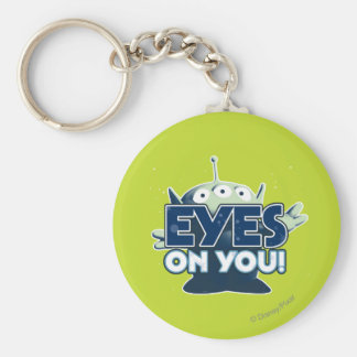 Alien: Eyes on You! Basic Round Button Keychain