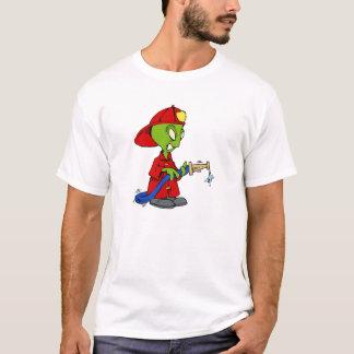 Alien Fire Fighter T-Shirt