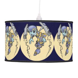 Alien Flight Pendant Lamp