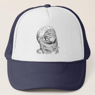 Alien go home Trucker Hat