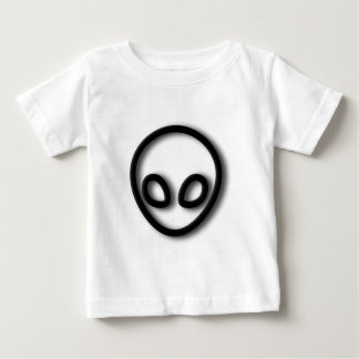 Alien Gray Design Baby T-Shirt