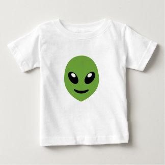 Alien Green Space Baby T-Shirt