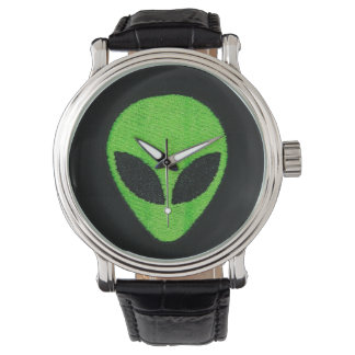 Alien (green) Watches