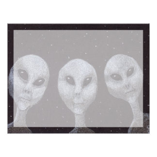Alien Greys Letterhead