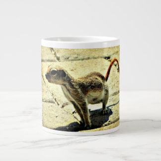 Alien Ground Squirrel Coffee Mug