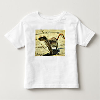 Alien Ground Squirrel  Tee Shirt