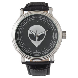 Alien Head Watch