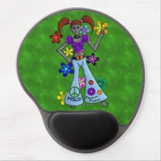Alien Hippy Gel Mouse Pad