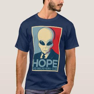 Alien Hope - UFO BELIEVERS CLUB T-Shirt