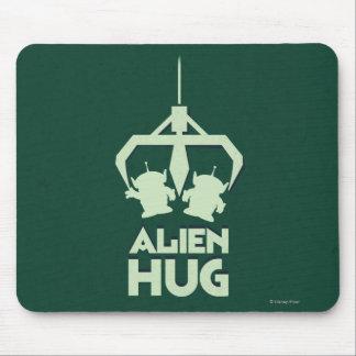 Alien Hug Mouse Pad