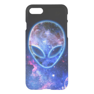 Alien in Space iPhone 8/7 Case