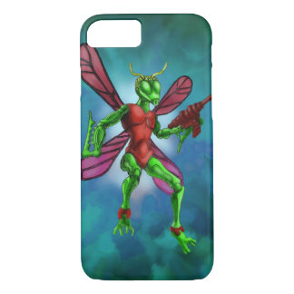 Alien insect iPhone 7 case