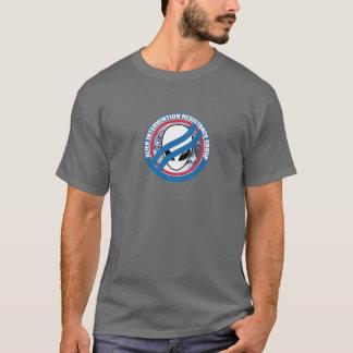 """Alien intervention Resistance Group"" T shirt"