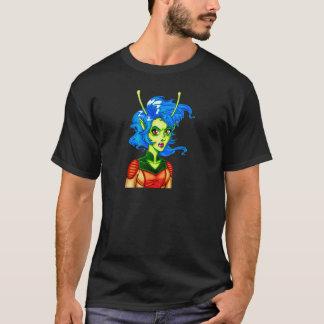 Alien Invader Girl T-Shirt