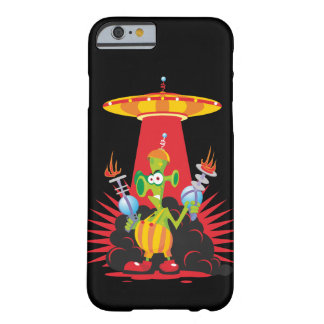 Alien invasion barely there iPhone 6 case