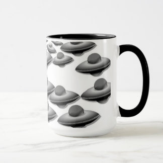 Alien Invasion Mug