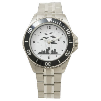 Alien Invasion Watch
