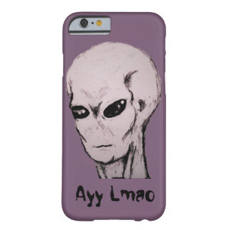 Alien iPhone 6 Case Barely There iPhone 6 Case