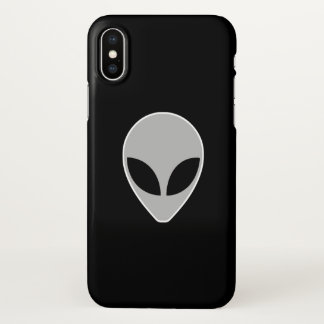 Alien iPhone X Case