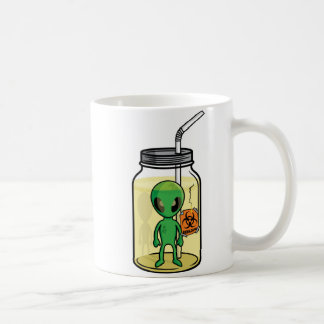ALIEN JAR COFFEE MUG
