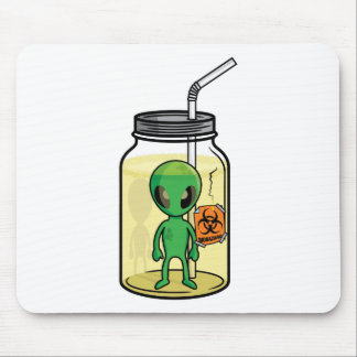 ALIEN JAR MOUSE PAD