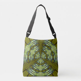 Alien Jungle Crossbody Bag