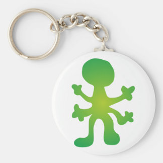 Alien Key Chains