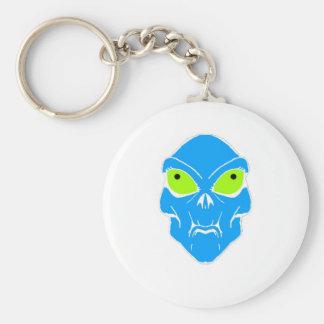 Alien Key Chain
