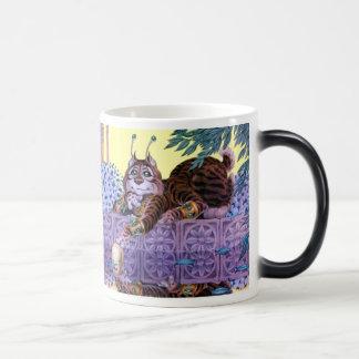 Alien Kitty Morphing Mug