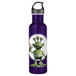 Alien Laser Gun 710 Ml Water Bottle