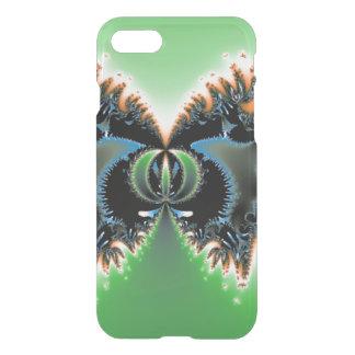 Alien Life Abstract Art iPhone 7 Case