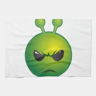 alien mad hand towel
