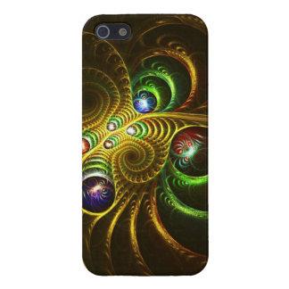Alien Marbles iPhone 5/5S Case