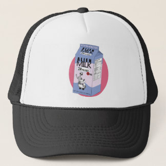 Alien Milk Hat