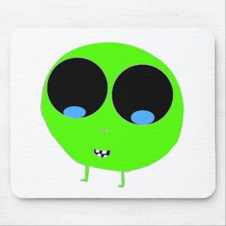Alien Mousepad