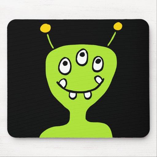 Alien Mousemat