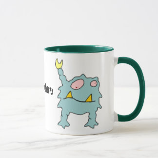 Alien Mutant Creature Mug