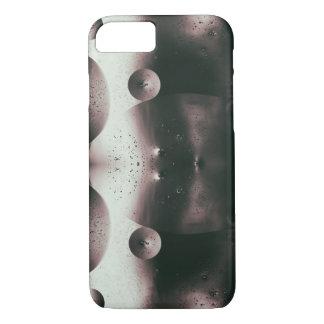 Alien Oil Droplets Monochrome iPhone 8/7 Case