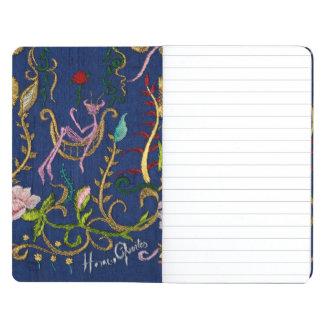alien on a swing-note book