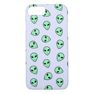Alien Pattern iPhone 7 Case