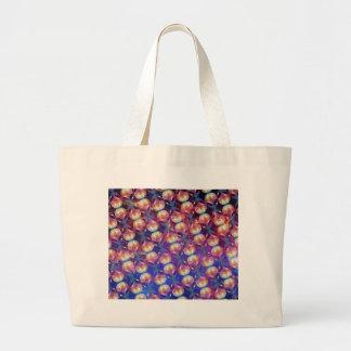 Alien Pattern Large Tote Bag