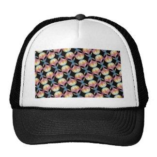 Alien Pattern Trucker Hat