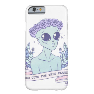 Alien Phone Case