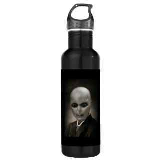 Alien Reptilian Conspiracy Men's Water Bottle