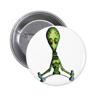 Alien Ride Button
